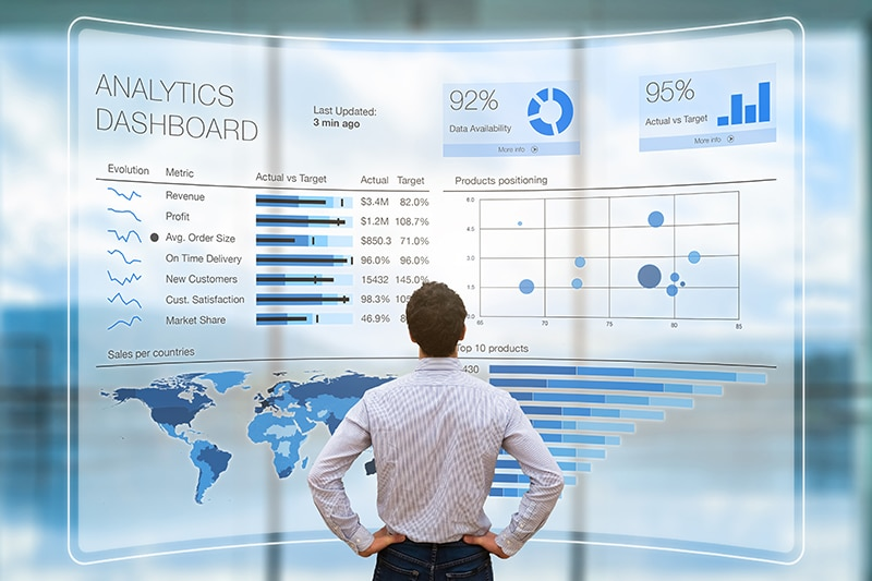 Data and analytics worlds collide